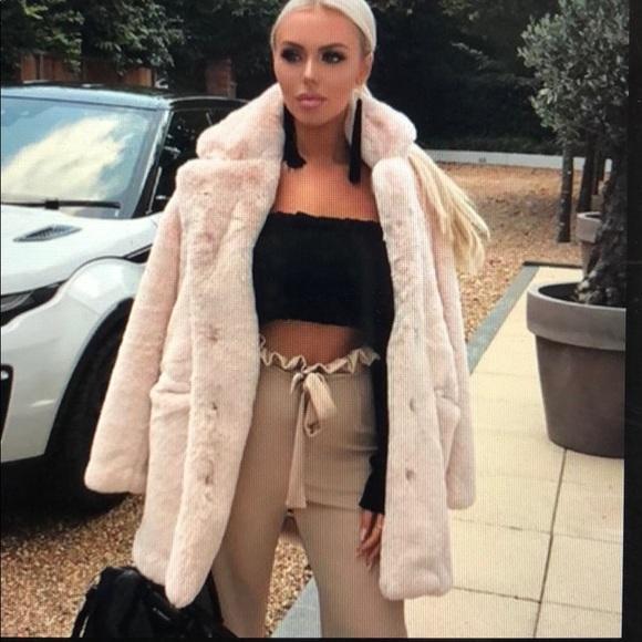 4119592329 Lulu's Jackets & Coats   Misspap Blogger Ariana Soft Premium Faux ...